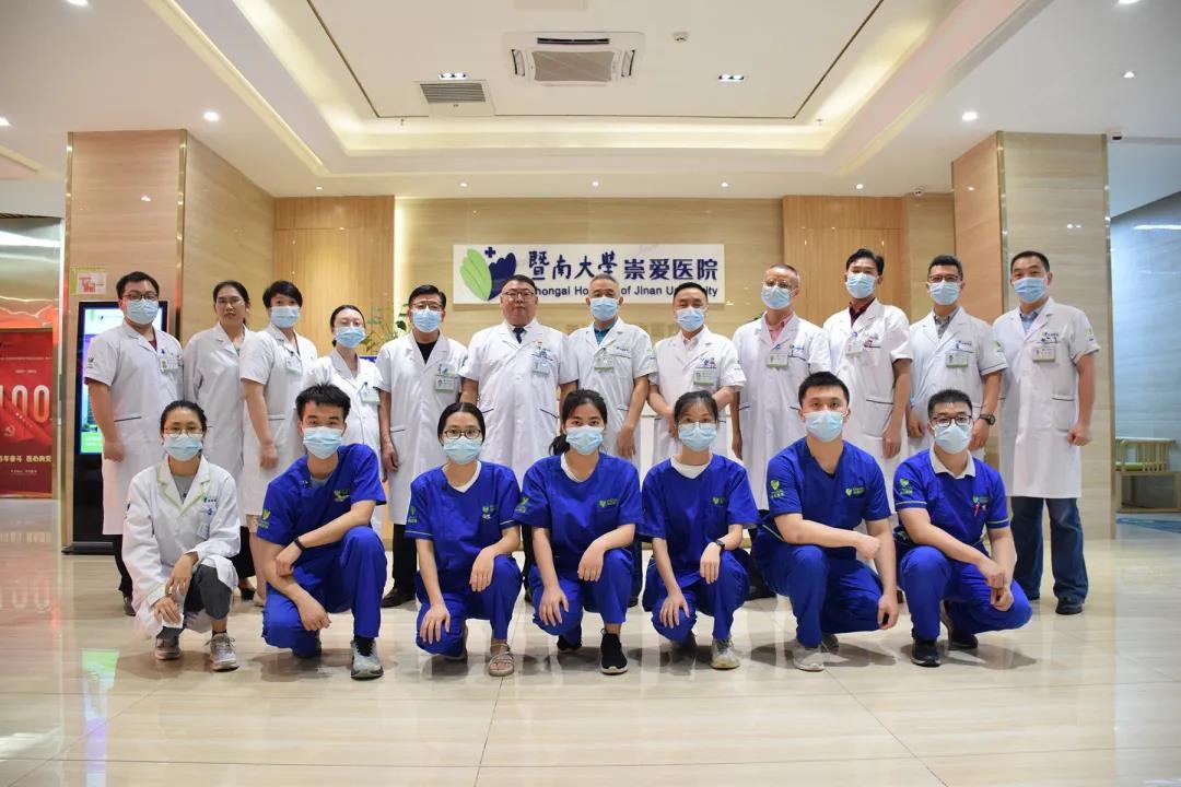 中国医师节丨暨大崇爱向所有医务工作者致敬